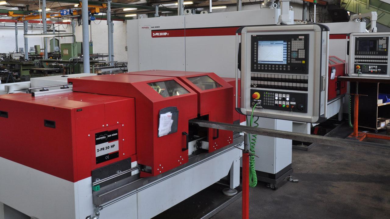 HENSEN GmbH – Bewegen und befestigen auf höchstem Niveau | Manufacture 01